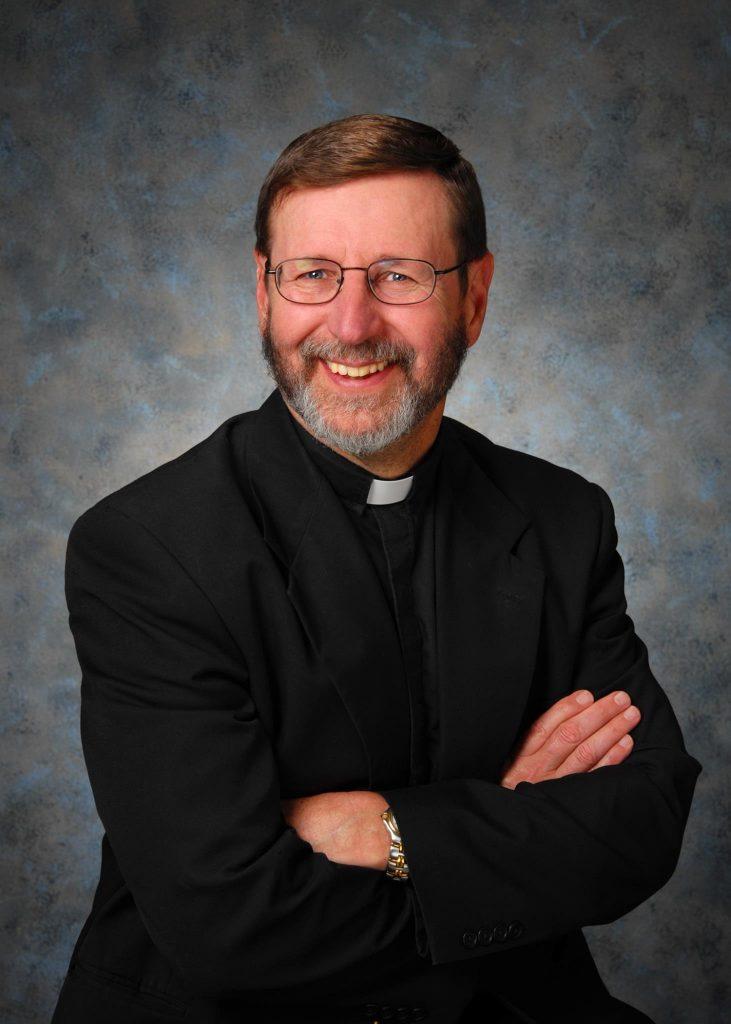Portrait of Father Mitch Pacwa