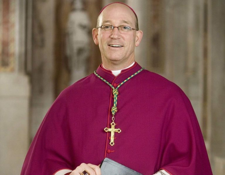 Prayer Intentions of Bishop Rice for October