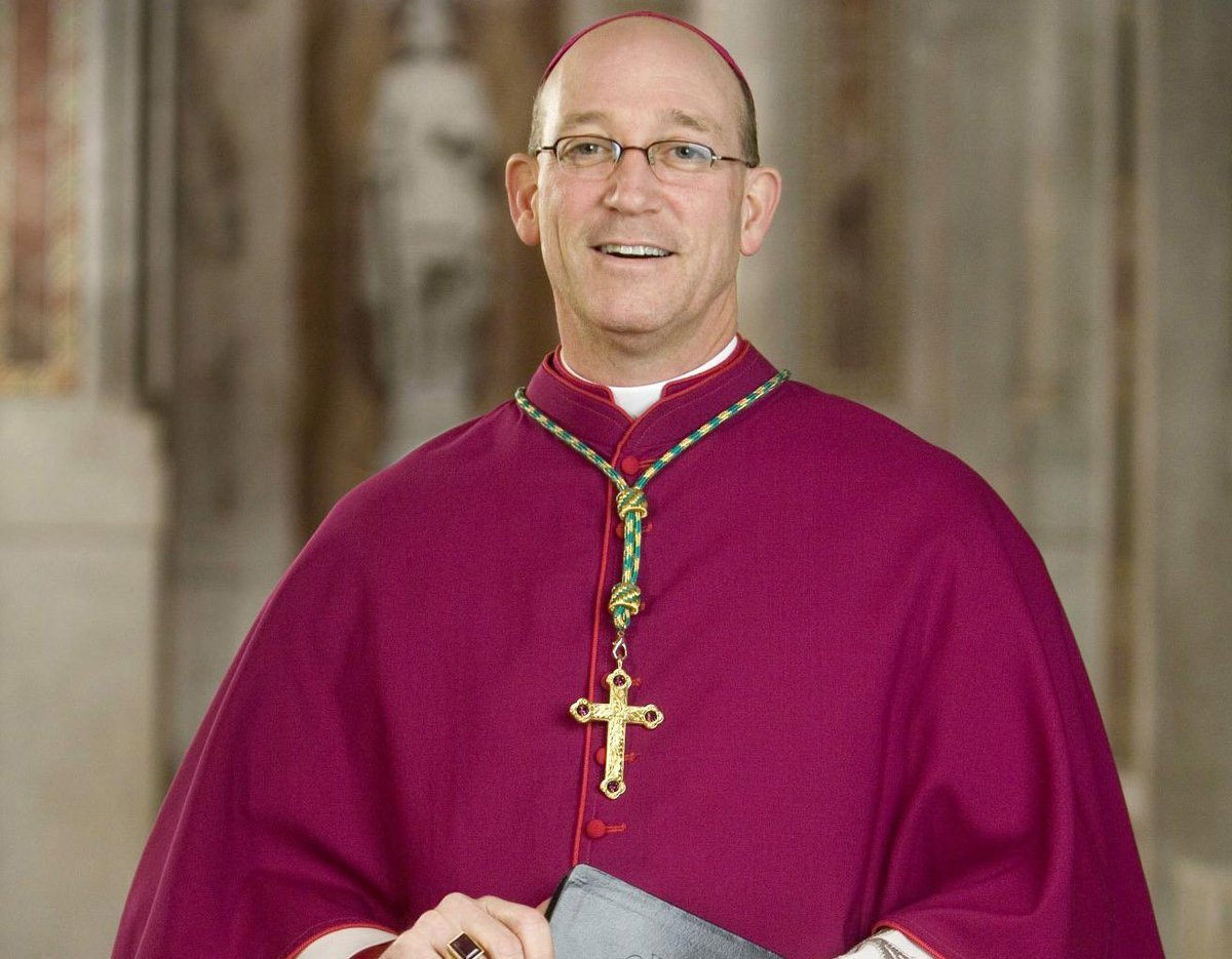 Prayer Intentions of Bishop Rice for July