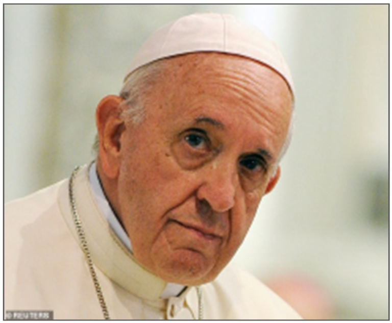 Prayer Intentions of Pope Francis for October